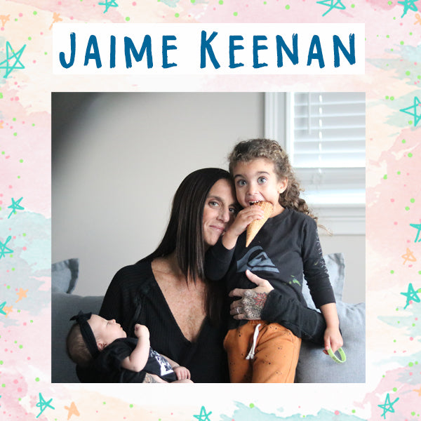 Mommy of the Month: JAIME KEENAN