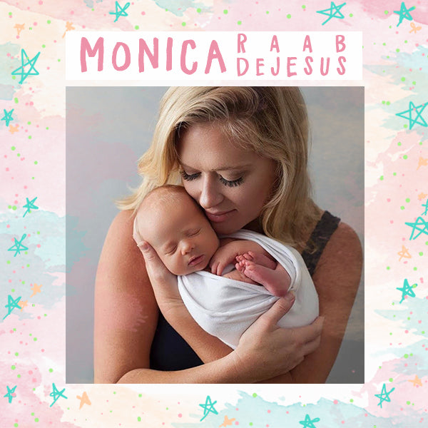 Mommy of the Month: MONICA RAAB DeJESUS