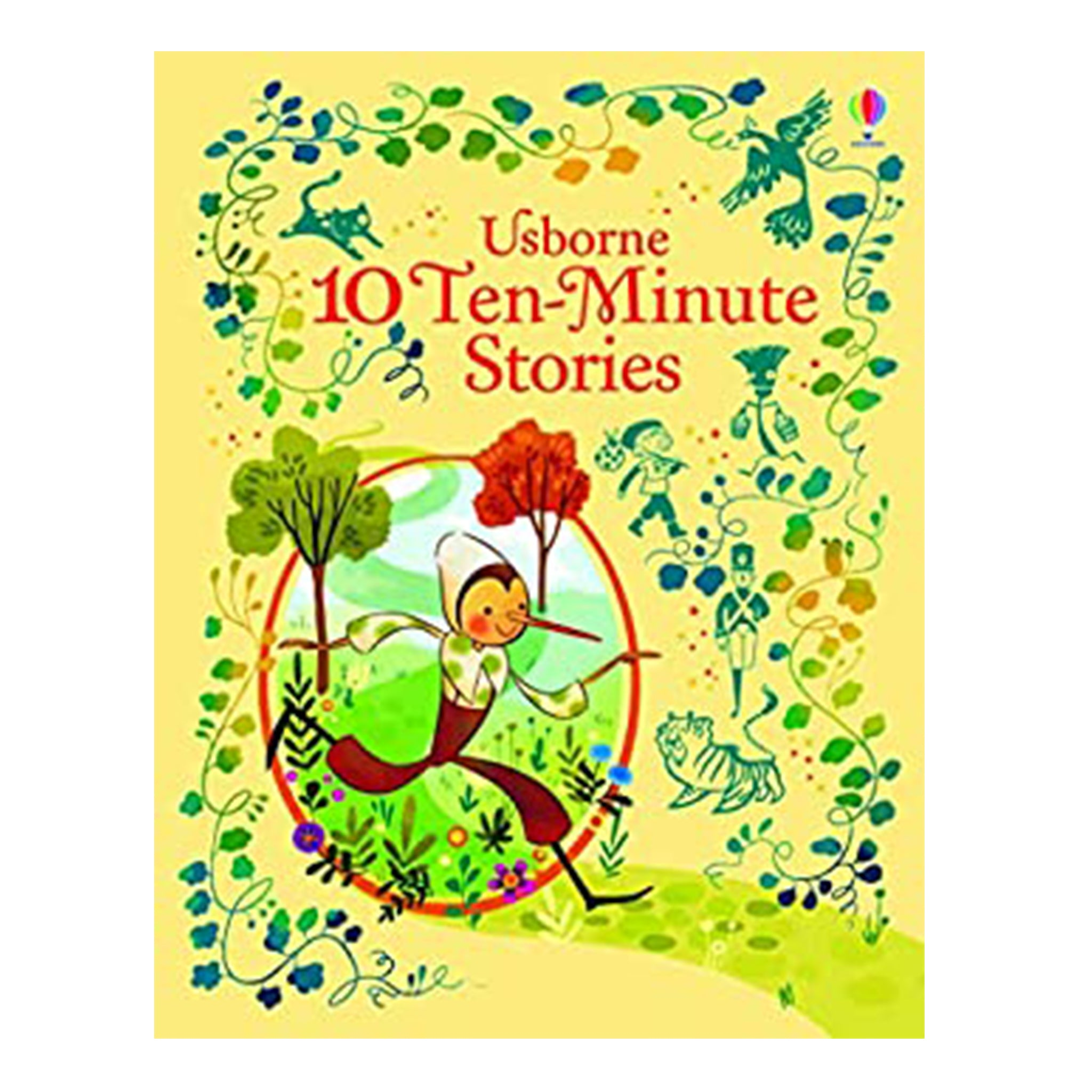 10 Minute Stories Book