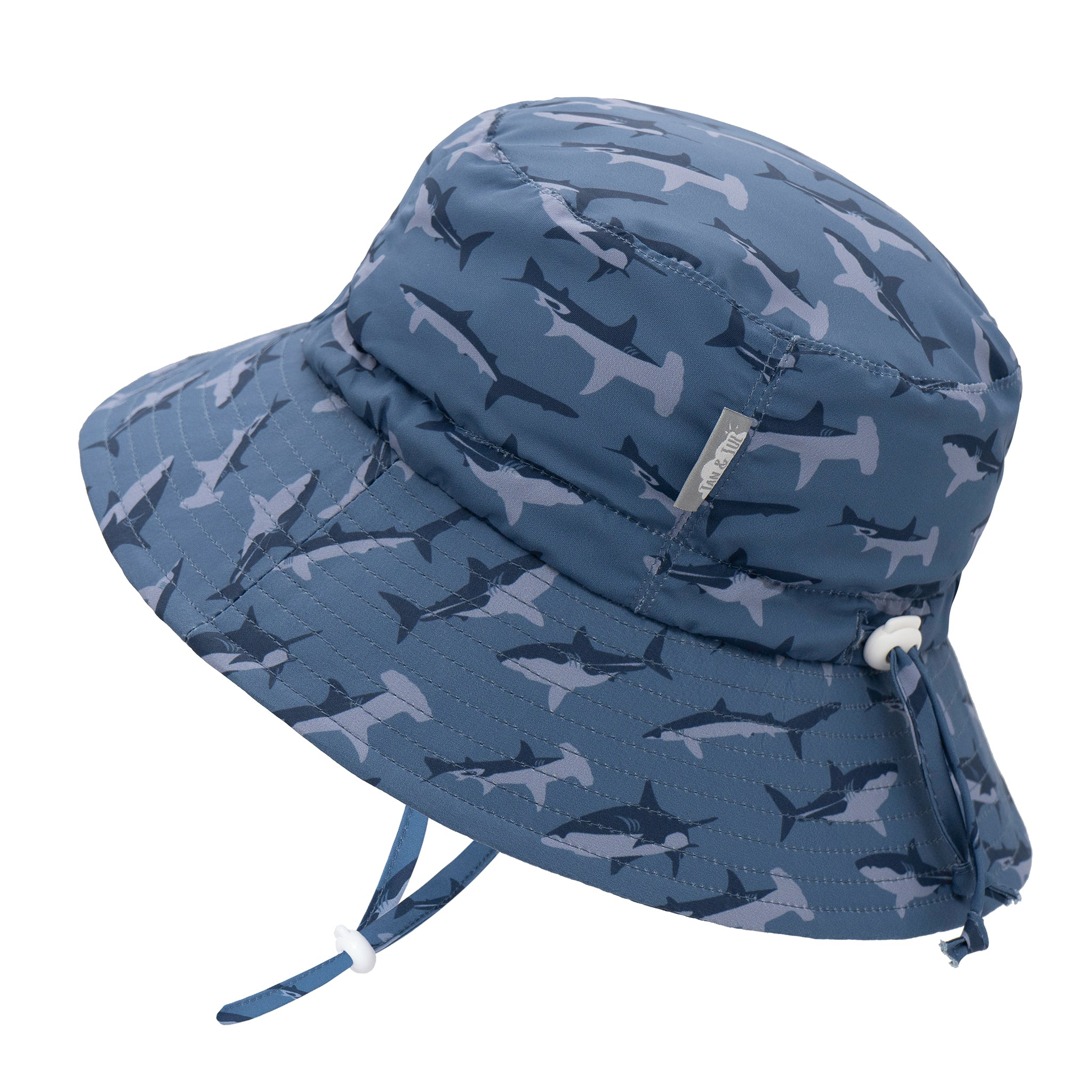 Aqua Dry Bucket Hat Shark Jan & Jul