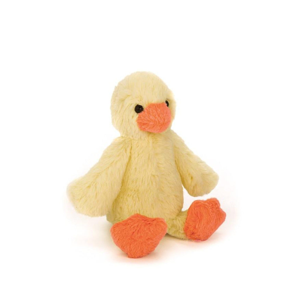 JellyCat plush small duckling toy
