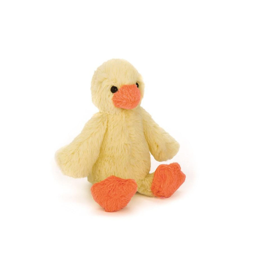 JellyCat plush duckling toy