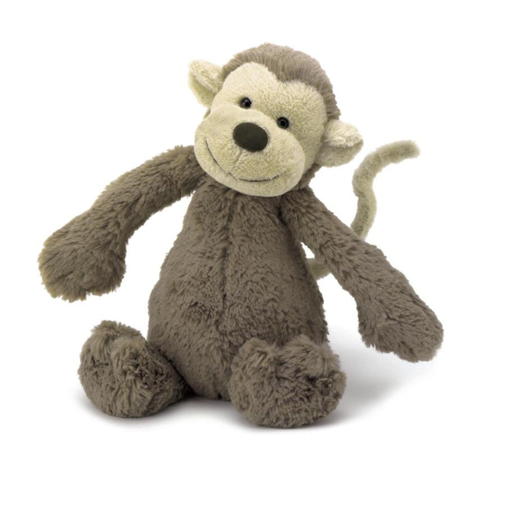 JellyCat plush small monkey toy