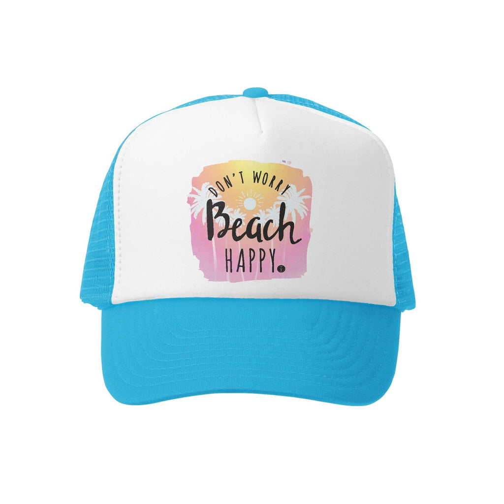 Beach Happy Grom Hat