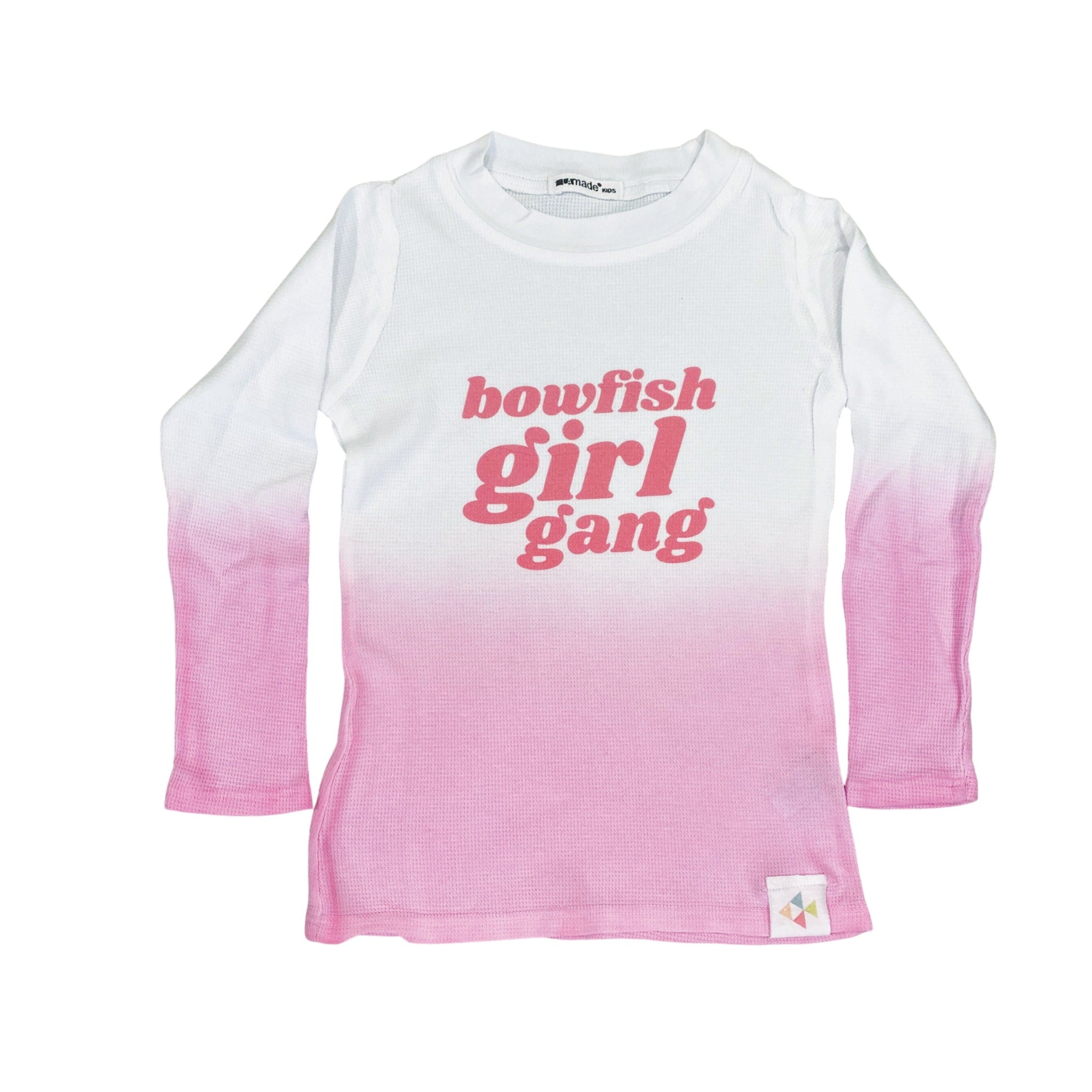 Bowfish Girl Gang Long Sleeve Thermal