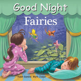 Goodnight Fairies written by Adam Gambler and illustrated by Mark Jasper