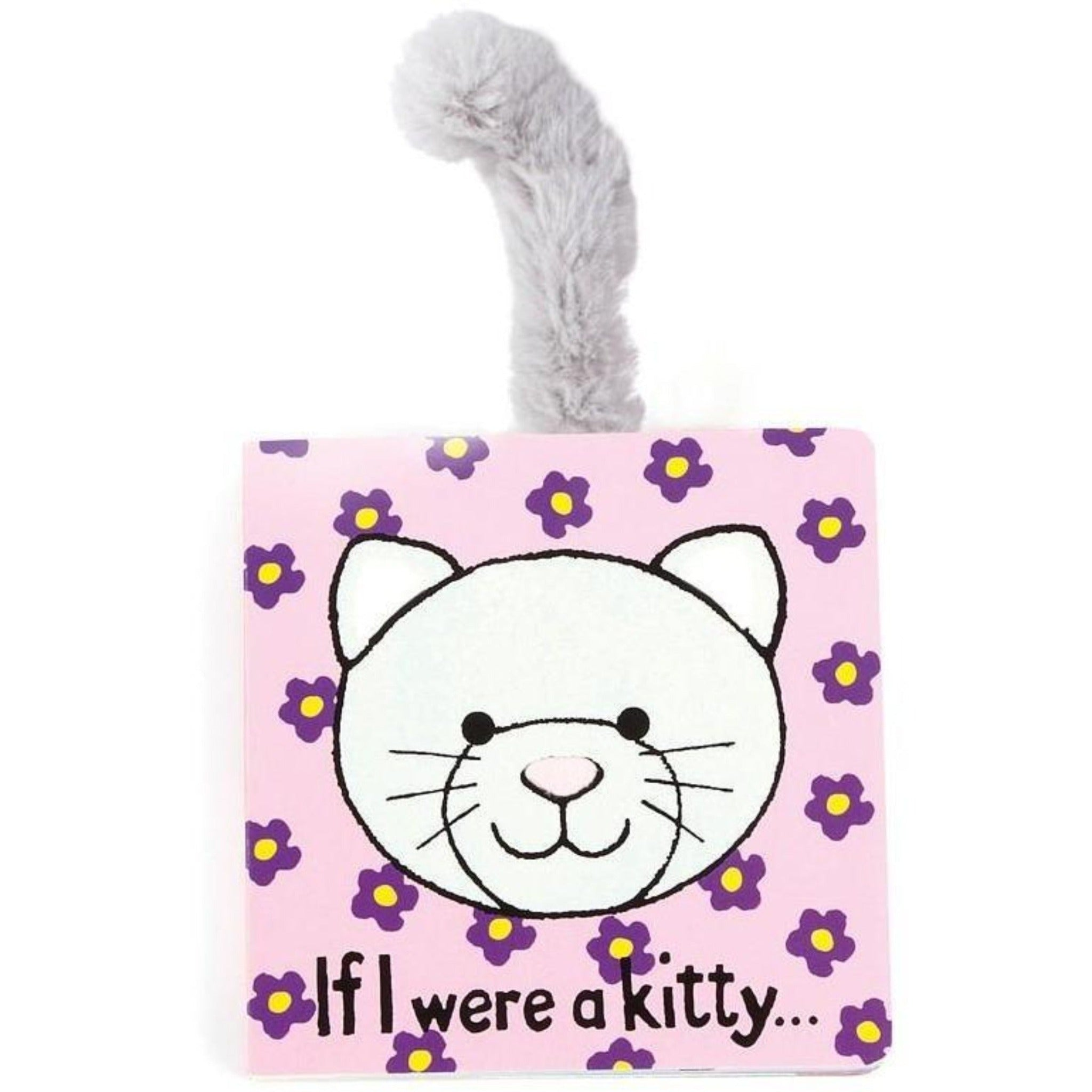 "JellyCat childrens book ""If I were a kitty"""