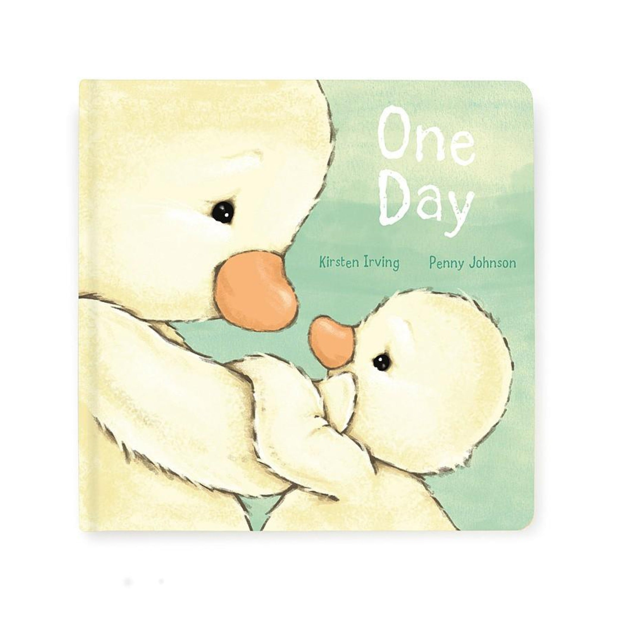 "JellyCat childrens book ""One Day"""