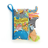 "JellyCat childrens ""Sea Tails"" activity book"