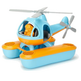 Green Toys blue sea copter toy
