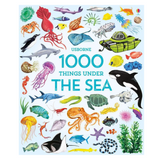 "Usborne Books ""1000 Things Under the Sea"" children's book"