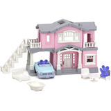 Green Toys House Playset - PINK