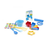 Green Toys 15 piece cook, bake and create kit