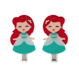 Princess Clips Little Mermaid