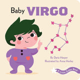 Hatchette Book Group Baby Virgo Zodiac Book