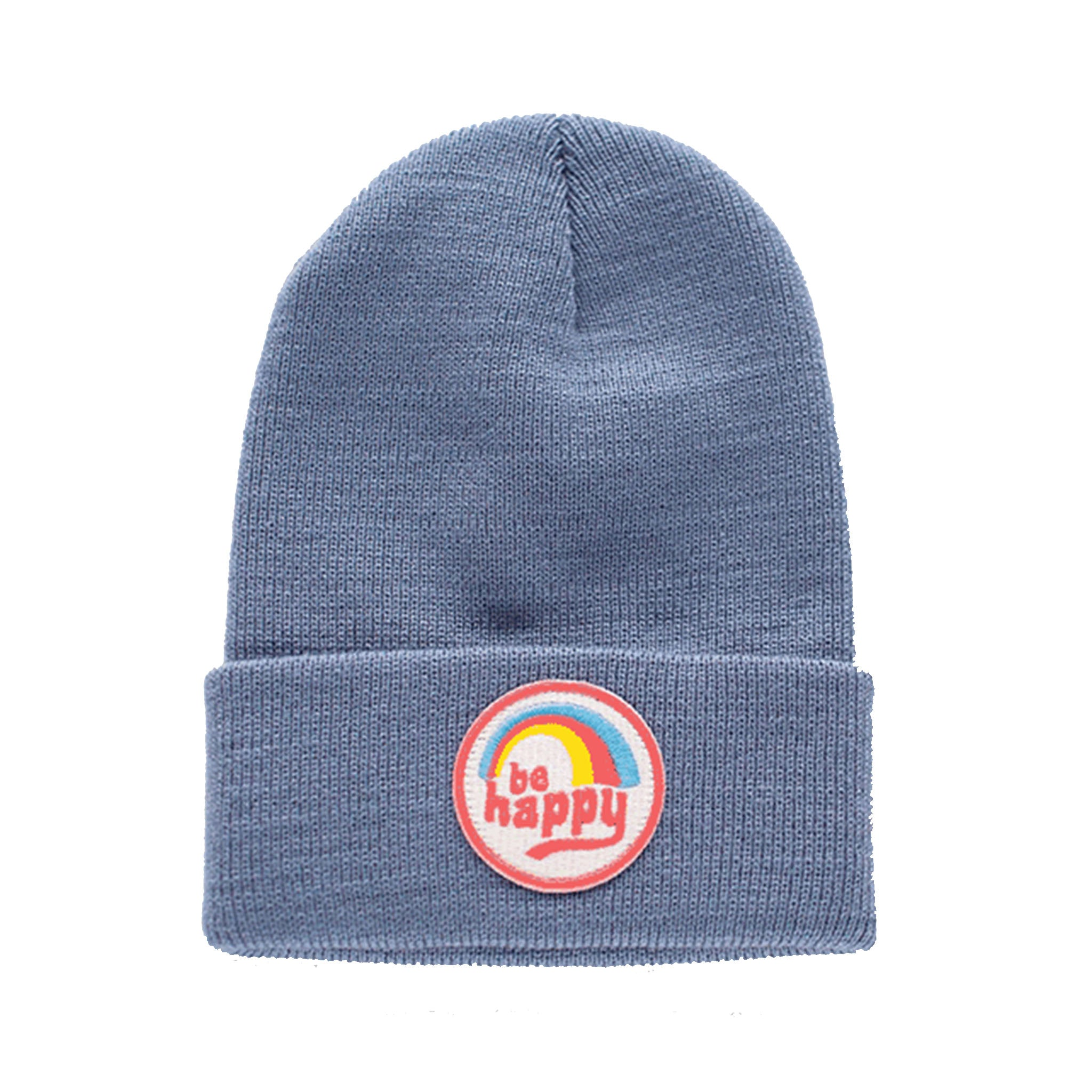 Knit Pacific Be Happy Beanie (Toddler + Little Girl)