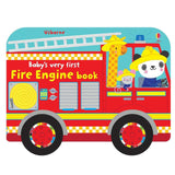 BVF Fire Truck Book