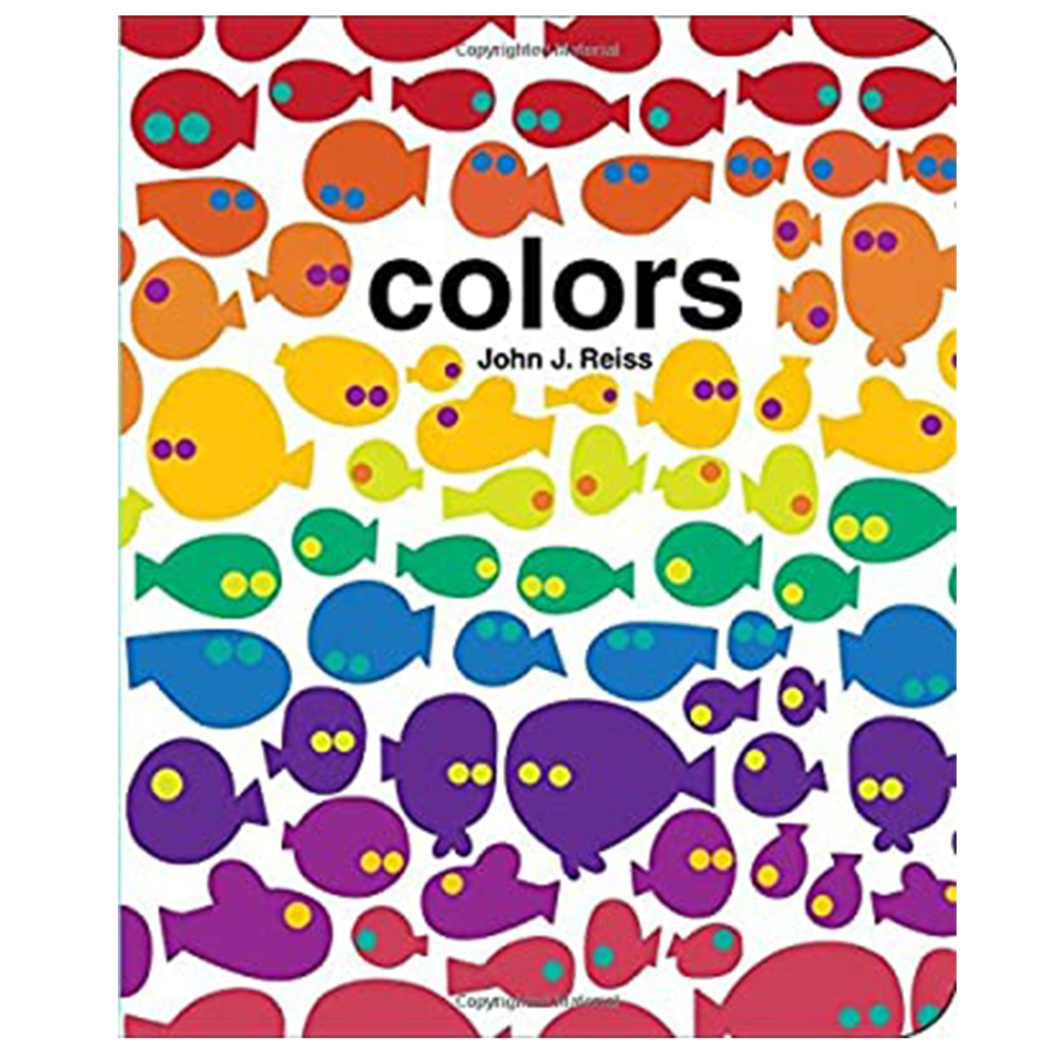 Colors Book (1-4 Years)