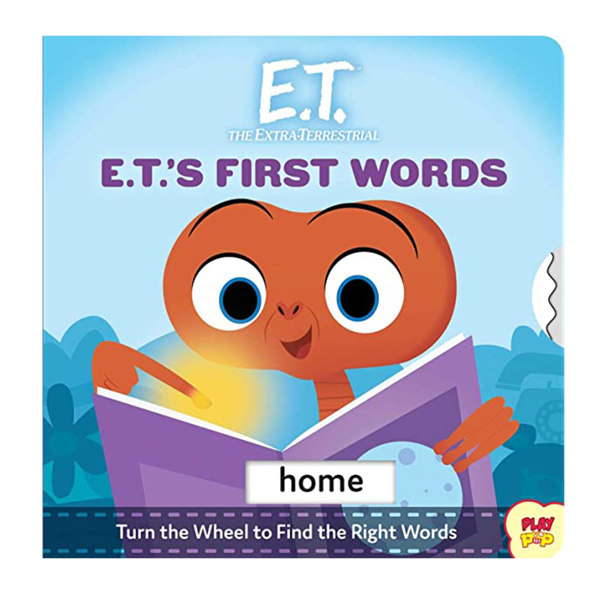 E.T.'s First Words