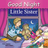 Good Night Little Sister Book (0-3 Years)
