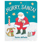Hurry Santa Book