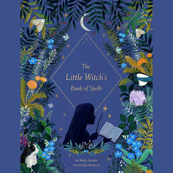 Hatchette Book Group The Little Witch's Book of Spells