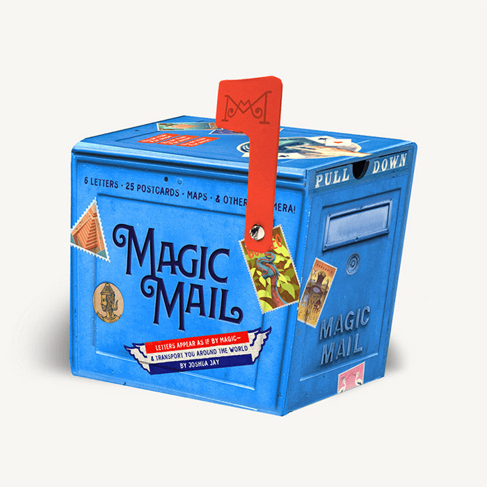 Hatchette Book Group Magic Mail: Letters Appear as if by Magic & Transport You Around the World