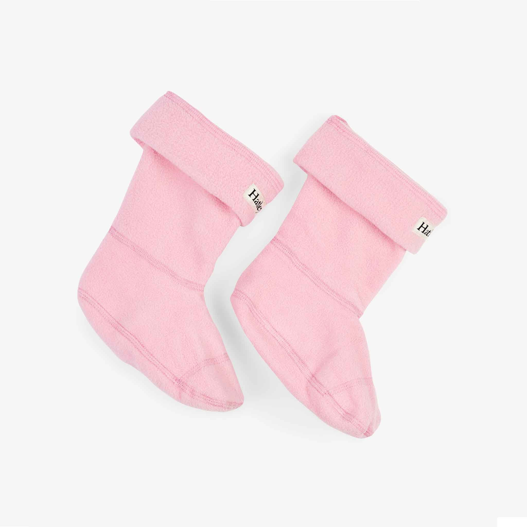 Pink Boot Liners (Toddler + Little Girl)