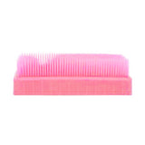 "New People Company ""Mattie"" Polypropylene Brush Pink"