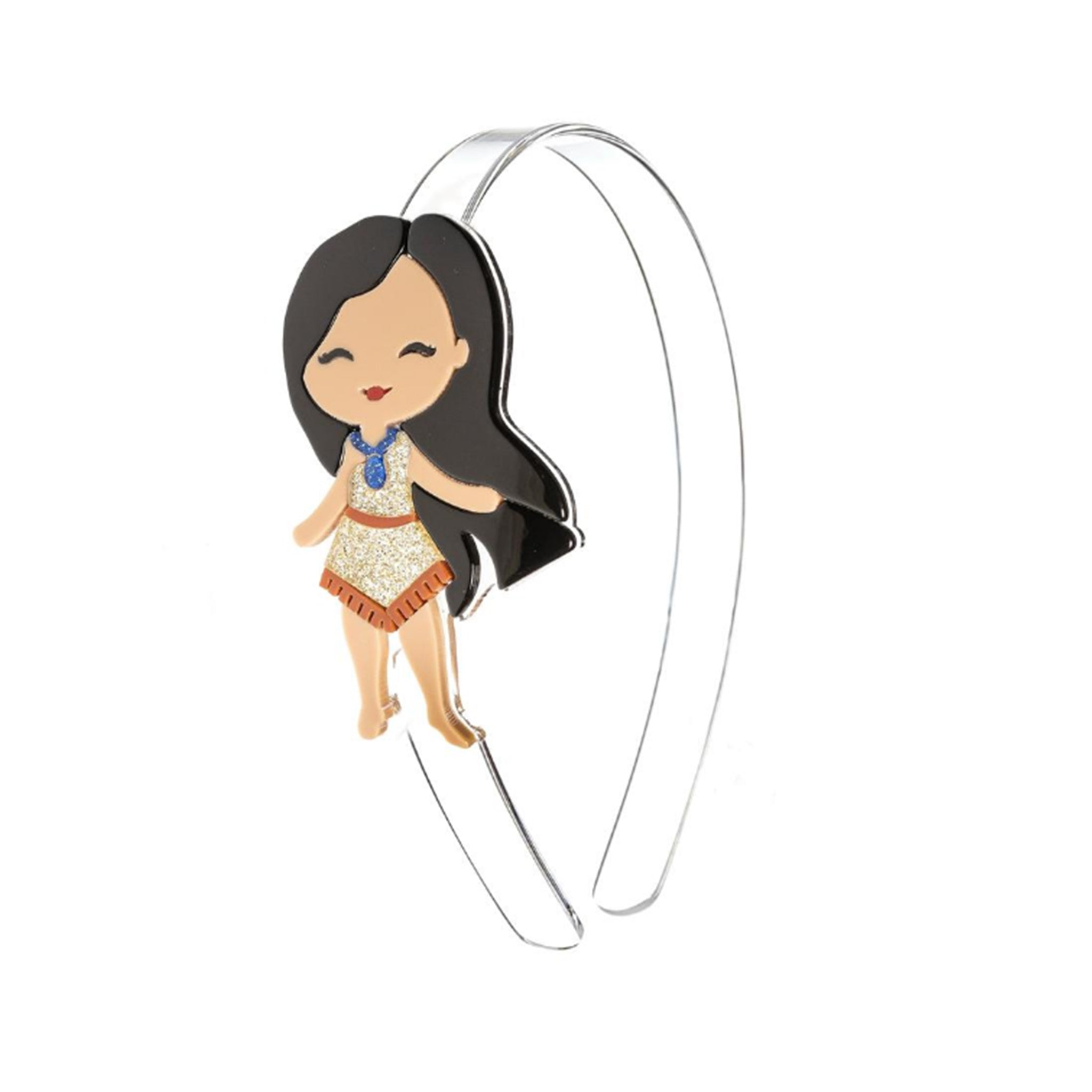 Princess Headband Pocahontas