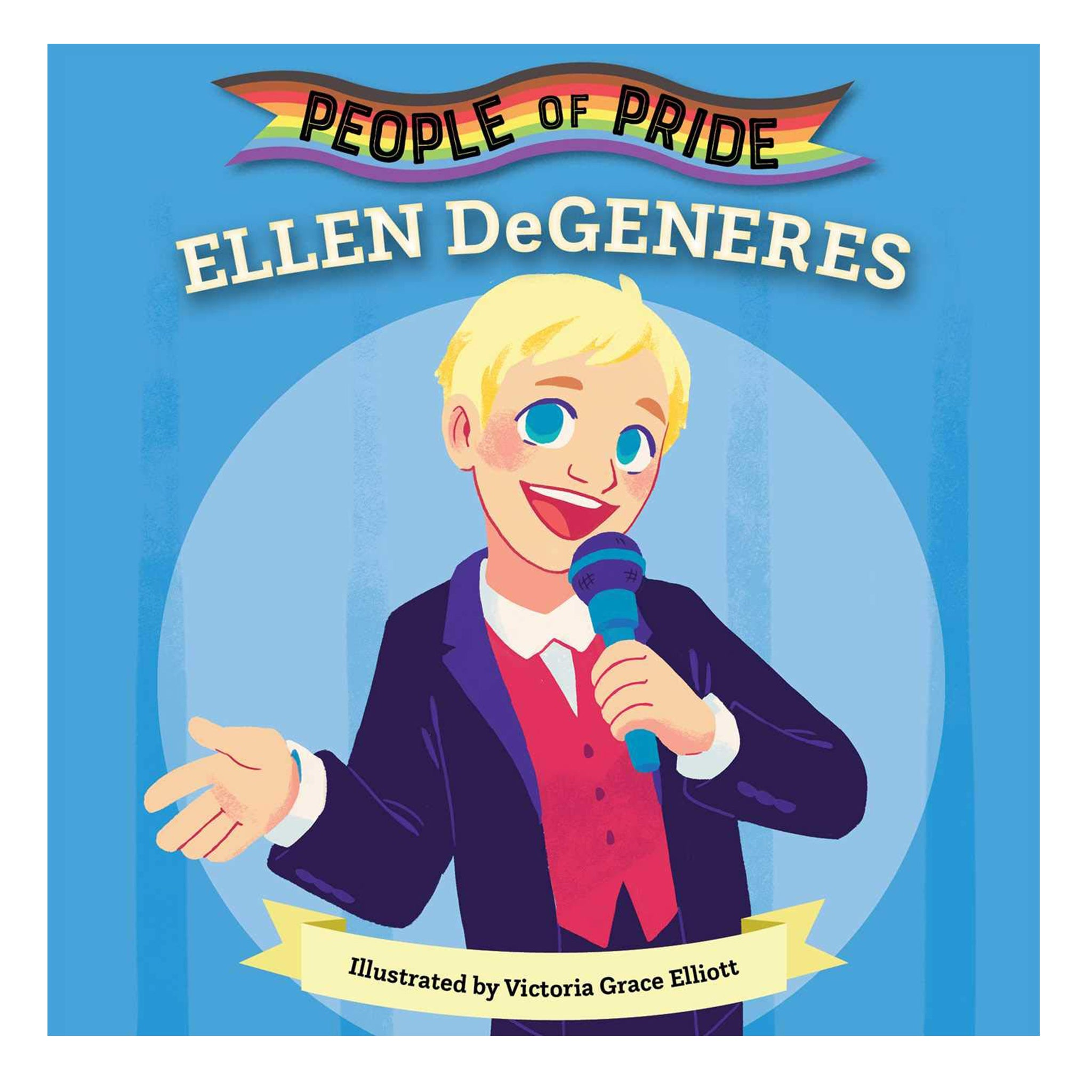 People of Pride: Ellen Degeneres