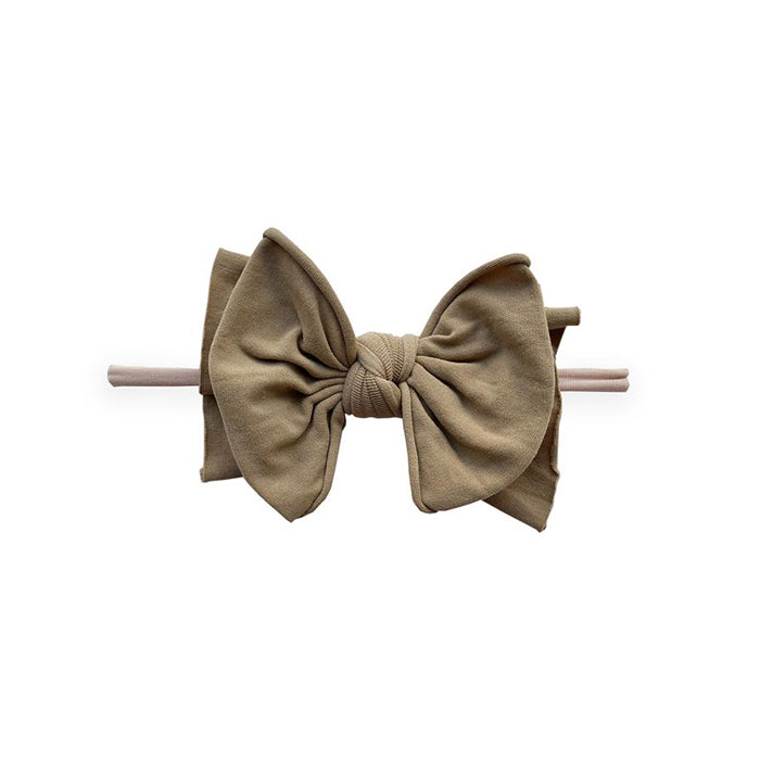 Baby Bling FAB-BOW-LOUS Skinny: latte/blush