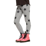Knit Recycled Heather Grey Bliss Legging (Tween Girl) Chaser