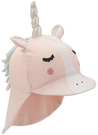 Unicorn Swim Hat (Baby Girl)