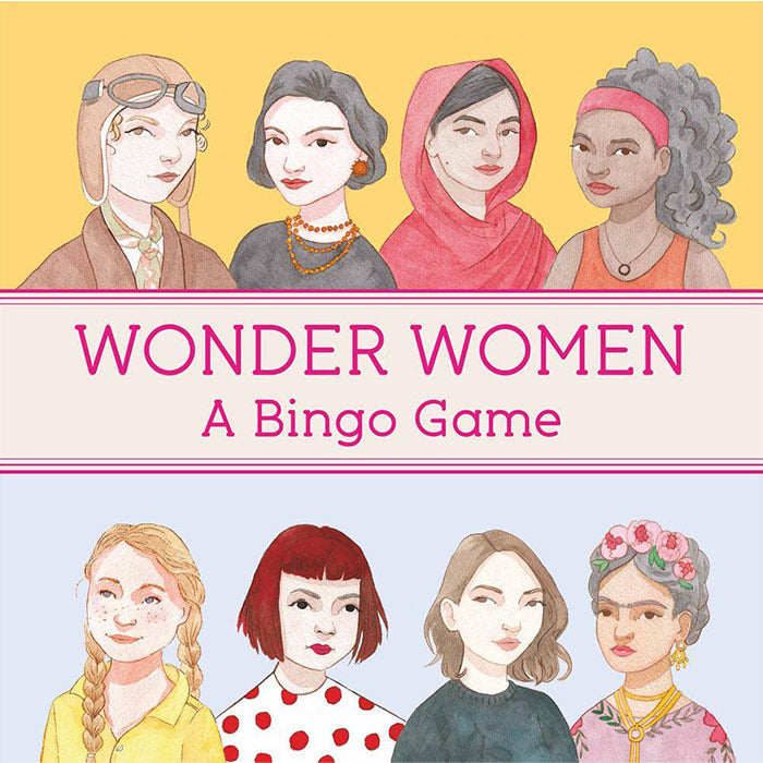 Hatchette Book Group Wonder Woman: A Bingo Game