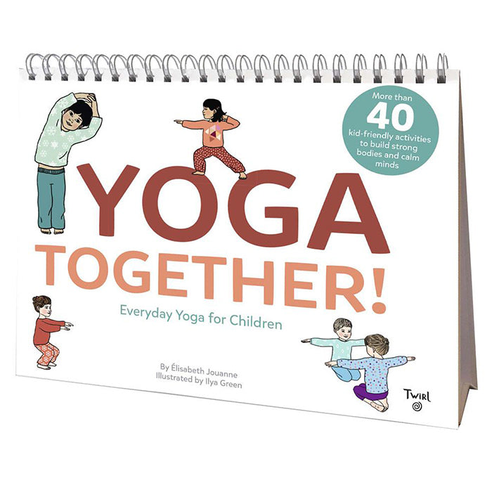 Hatchette Book Group Yoga Together!: Everyday Yoga for Children