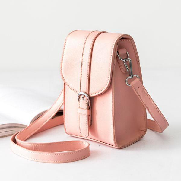 Chain Square Crossbody Phone Bag