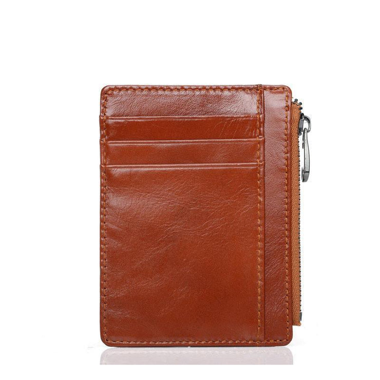 Women RFID Leather Wallet