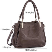 Women Handbags Shoulder Tote Bags Purse PU Leather Crossbody Bags