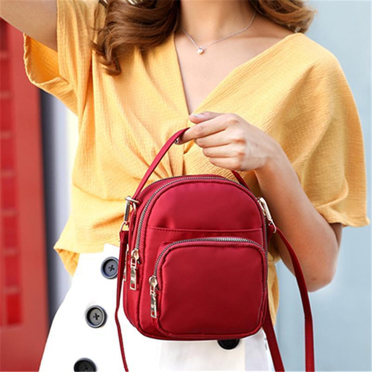 Women Waterproof Phone Bag Crossbody Bag