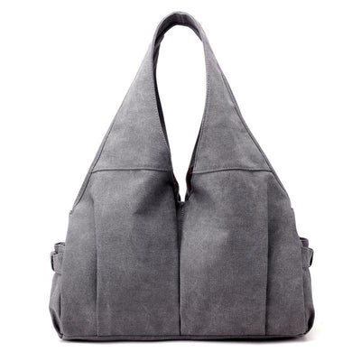 Women Canvas Hobo Tote Shoulder Bag Handbags