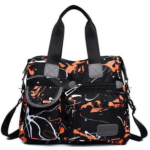 Large Capacity Waterproof Shoulder Bags Tote