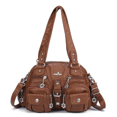 Multi-Pocket Casual Shoulder Bag (Second 35% off)