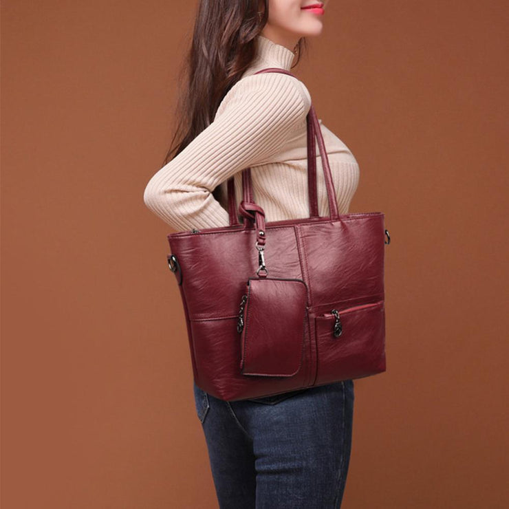 Women Fashion Tote Bags 2 Pcs 116262