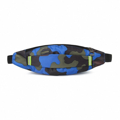 Women Fashion Camouflage Bum Bags Sports Ladies Simple Waist Bag