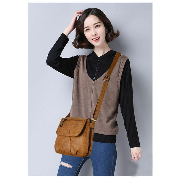 Retro Women Shoulder Bags Messenger Bags