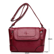 Women Leather Shoulder Bags