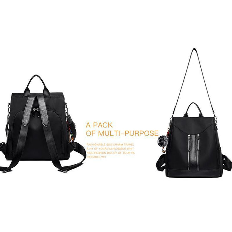 Stylish Design Anti-Theft Backpack