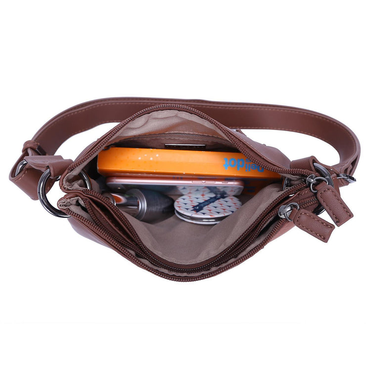 Large Capacity Women Patchwork Crossbody Bags