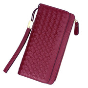Women Multi-Compartment Long Wallet Credit Card Holder